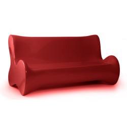 Weiches Sofa Sofa Vondom rot