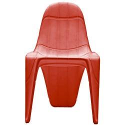 F3 Chair Vondom Red