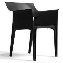 كرسي فوندوم Pedrera الأسود