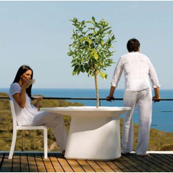 Средний таблицы плантатор белый Vondom MoMA