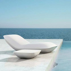 Blanco de Transat Vondom Pillow