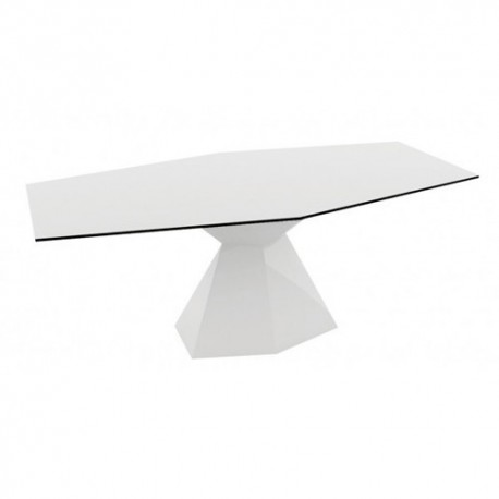 Vertex Mesa Table Vondom white