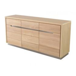 Buffet oak 3 door 3 drawer KosyForm