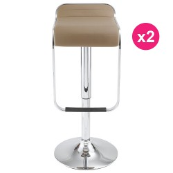Set of 2 Mole KosyForm Bar stools