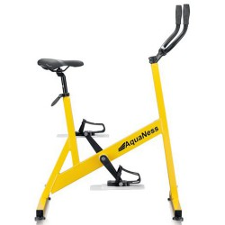 Pool AquaNess V3 yellow bike