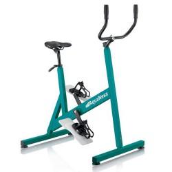 Pool AquaNess V3 green bike