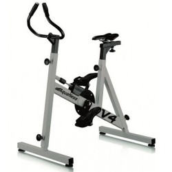 Pool AquaNess V4 gray aluminum bike