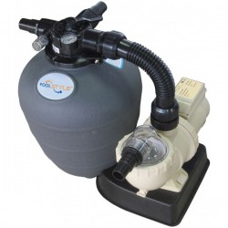 Kit sand 6 meters cube per hour Filtration Poolstyle