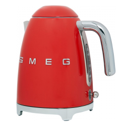 Smeg KLF03RDEU Red 1.7 Litre Cordless kettle