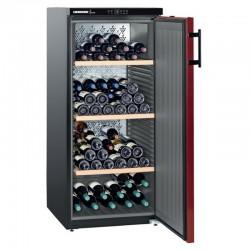 Liebher WK161 无玻璃酒窖164瓶