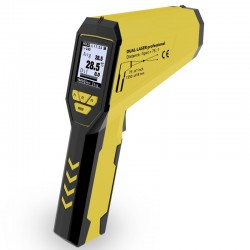 Versatile Precision TP10 Trotec professional infrared thermometer