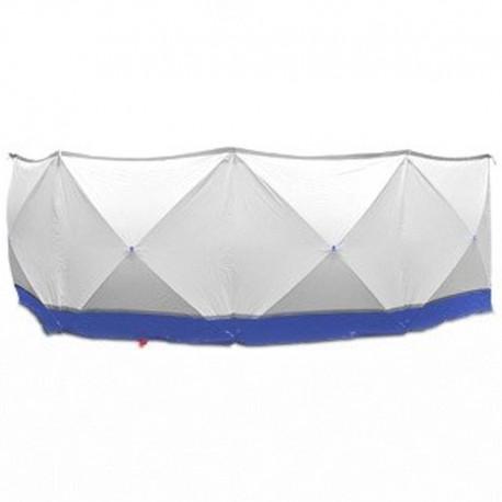 Écran de Protection Trotec VarioScreen avec 4 panneaux 180 x 180 Blanc