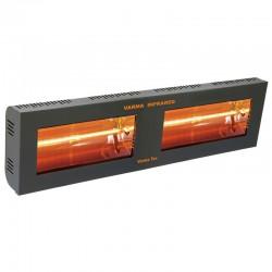 暖房赤外線ヴァルマ 400 2 IPX5 鍛造鉄 4000 ワット