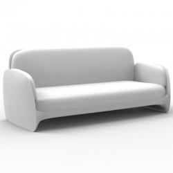 Couch sofa Vondom Pezzettina white mat