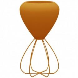 Plantador do espaguete do potenciômetro básico Vondom Orange
