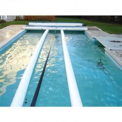 9 x 4 mまでのプールバーカバーのためのBWT myPOOLプールの冬のキット