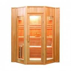 Sauna steam Zen 4 seats - Selection VerySpas