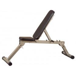 板凳回家倾斜折叠式最佳健身 BFFID10