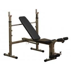 最佳健身 BFOB10 折叠奥运回家举重床