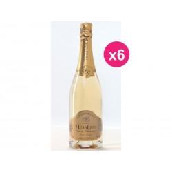 Champagne HeraLion Grand Vintage Blanc de Blanc (box of 6)