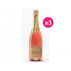 香槟 HeraLion 欲望桃红香槟 (3 盒)