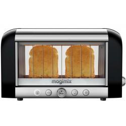 烤面包机黑色烤面包机 Magimix 视觉 11541