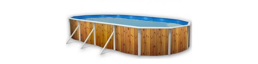 刚性的游泳池