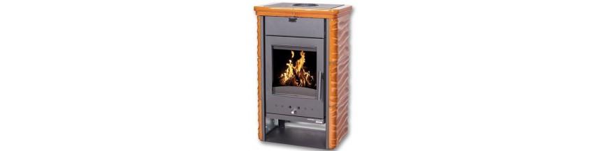 木制瓷砖炉