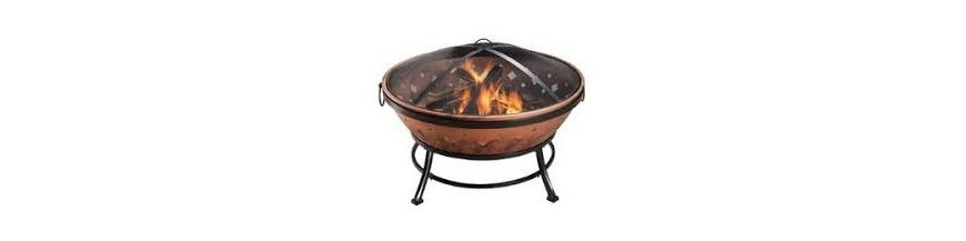 户外木材加热
