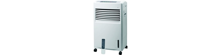 Air treatment and cooling